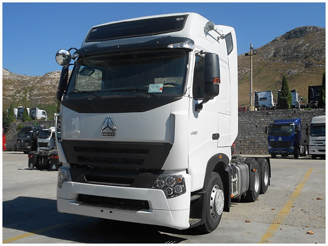 Sinotruk HOWO A7 Camion tracteur